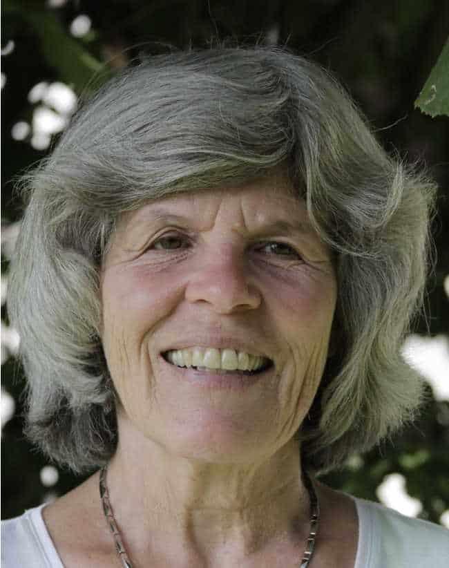 Annelise Burkhalter